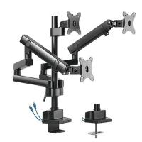 Brateck Triple Monitor Spring Arm
