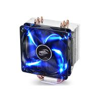 Deepcool Gammaxx 400 LED CPU Cooler - Blue