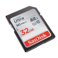 Sandisk Ultra 32GB 90MB/s SDHC Card