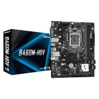 Asrock B460M HDV LGA 1200 mATX Motherboard