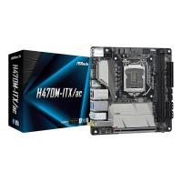 Asrock H470M ITX/AC LGA 1200 ITX Motherboard