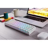 ANNE PRO 2 60% Bluetooth Mechanical Keyboard, Gateron Blue Switch, Black Case