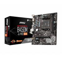 MSI B450M-A Pro Max AM4 mATX Motherboard