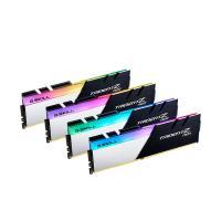 G.Skill 64GB (4x16GB) F4-3600C18Q-64GTZN Trident Z Neo RGB 3600MHz DDR4 RAM