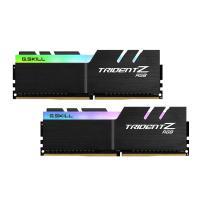 G.Skill 32GB (2x16GB) F4-3200C16D-32GTZR Trident Z 3200MHz RGB DDR4 RAM