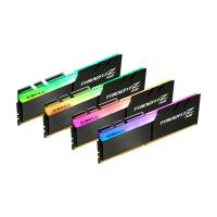 G.Skill 64GB (4x16GB) F4-3600C16Q-64GTZRC Trident Z RGB 3600MHz DDR4 RAM