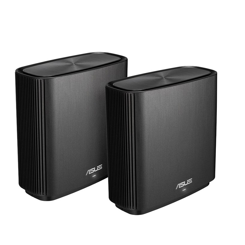 Asus ZenWiFi XT8 AX6600 WiFi 6 Tri-Band Router - 2 Pack