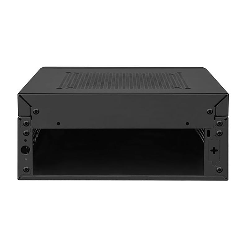 SilverStone ML10B Mini ITX Case - Black