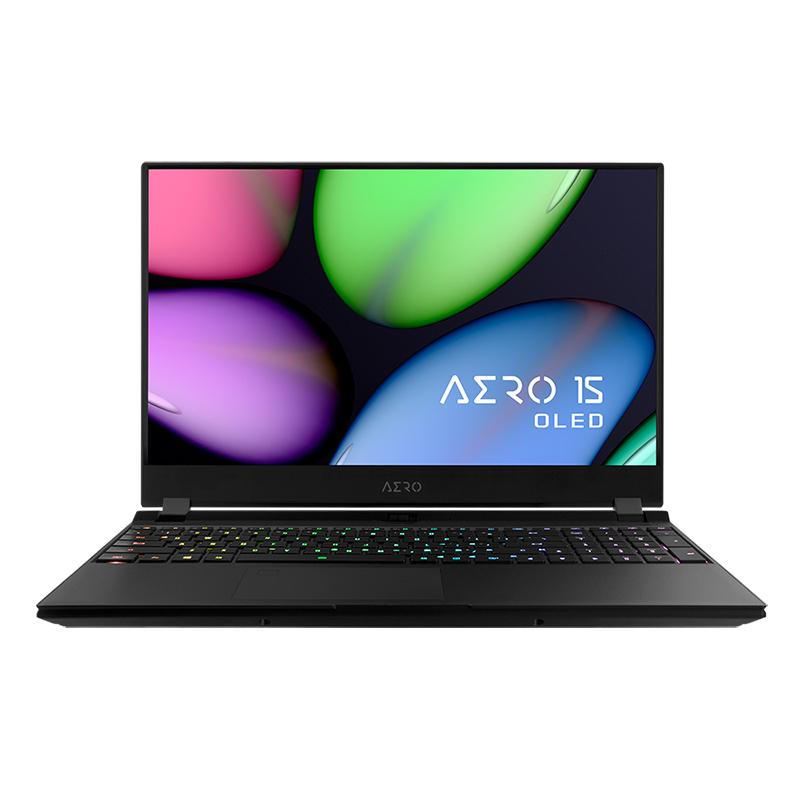 Gigabyte Aero 15.6in FHD 144Hz i7 10750H RTX2070 512GB SSD 16GB RAM W10H Gaming Laptop (AERO15-WB-7AU11B0SH)