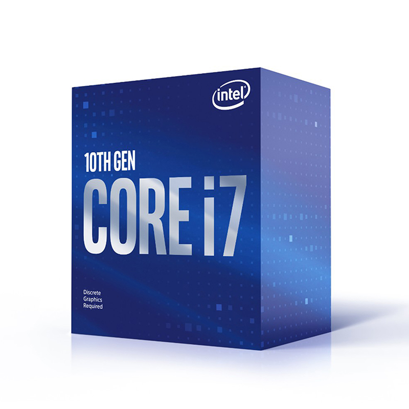 Intel Core i7 10700F 8 Core LGA 1200 2.9GHz CPU Processor