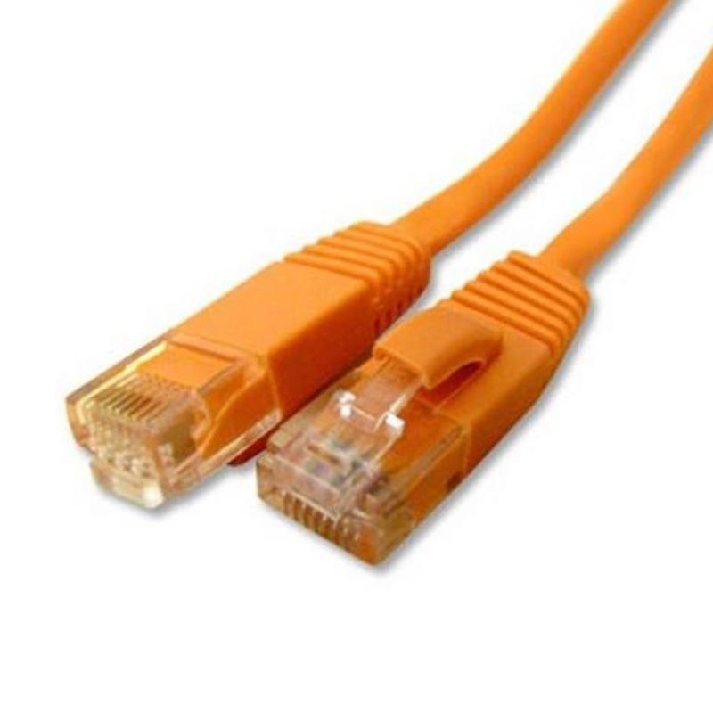 Astrotek Cat 6 Ethernet Cable - 1m Orange