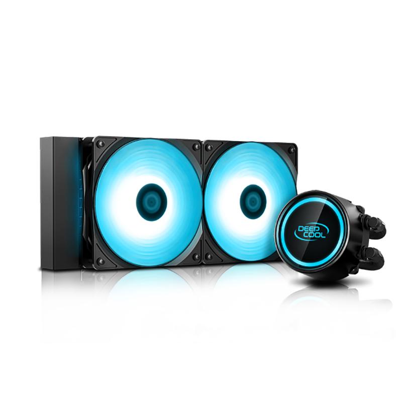 Deepcool Gammaxx L240 V2 RGB LED Liquid CPU Cooler