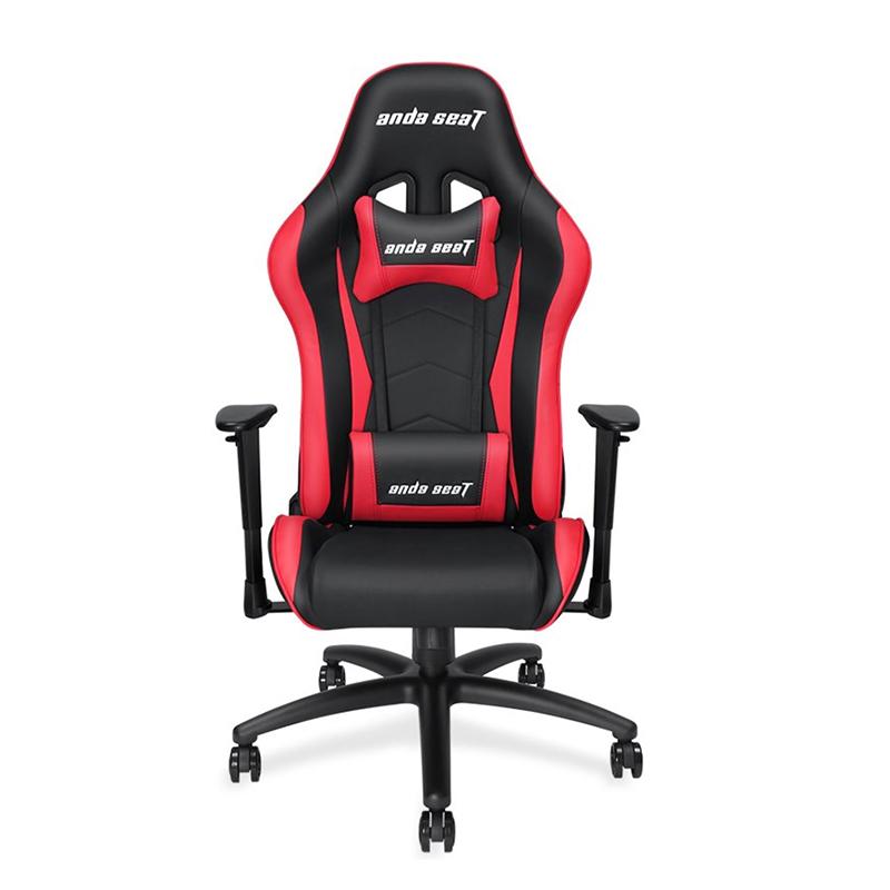 Anda Seat AD5-01 Series Gaming Chair - Black/Red