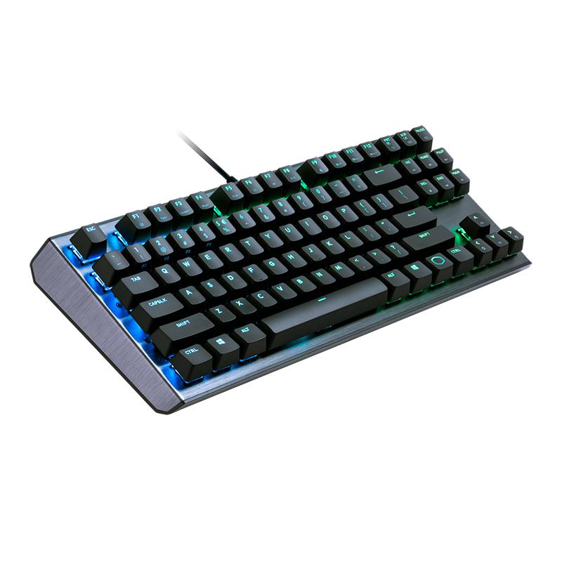Cooler Master Masterkeys CK530 TKL RGB Mechanical Gaming Keyboard - Red Switch