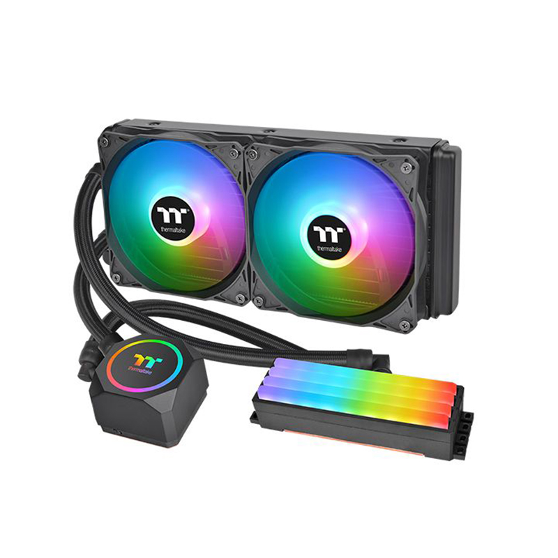 Thermaltake Floe RC240 CPU & Memory AIO Liquid Cooler