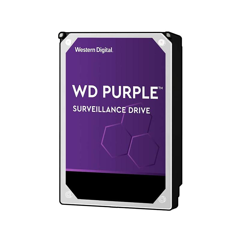 Western Digital 8TB Purple 3.5in SATA Surveillance Hard Drive
