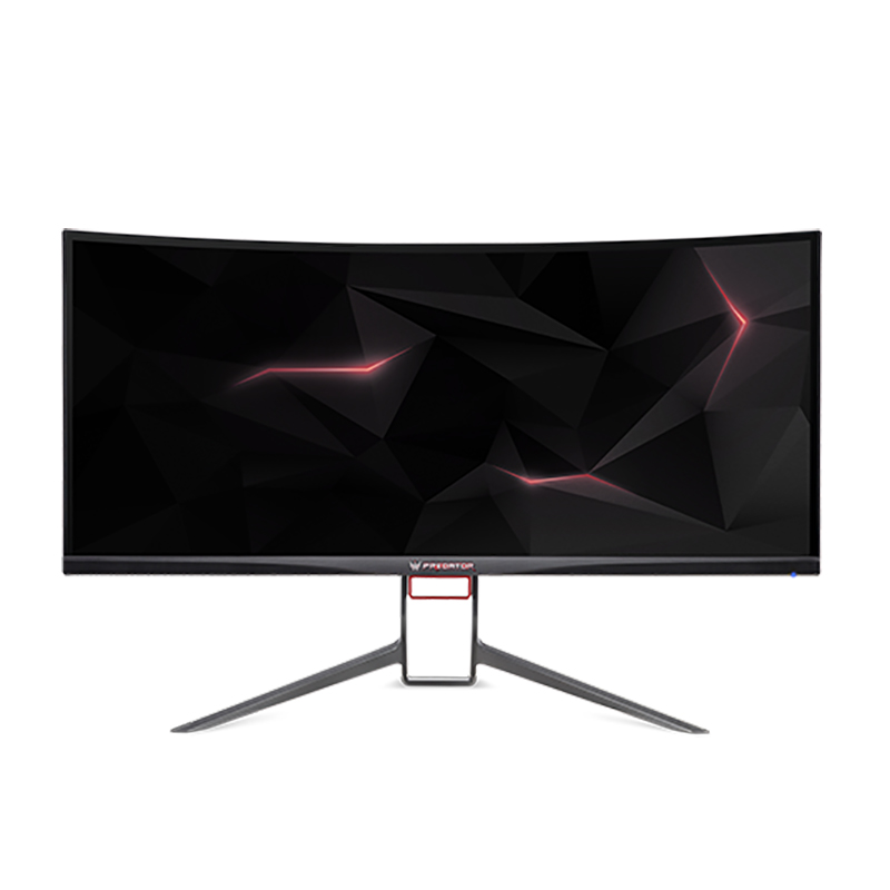 Acer Predator X34P 34in UWQHD IPS 120Hz G-Sync Curved Gaming Monitor