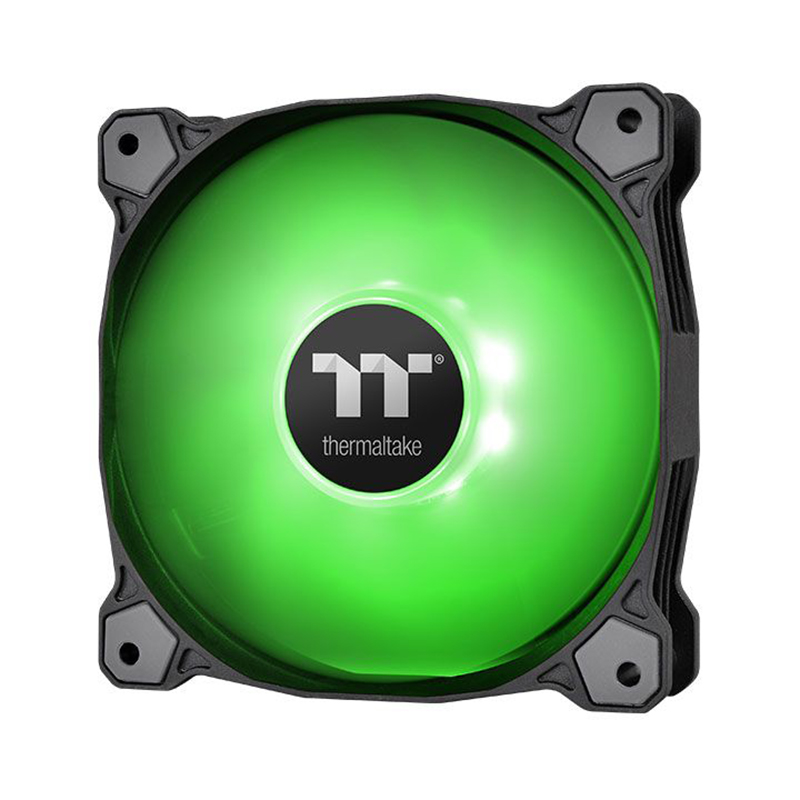 Thermaltake Pure A14 140mm LED Radiator Fan - Green