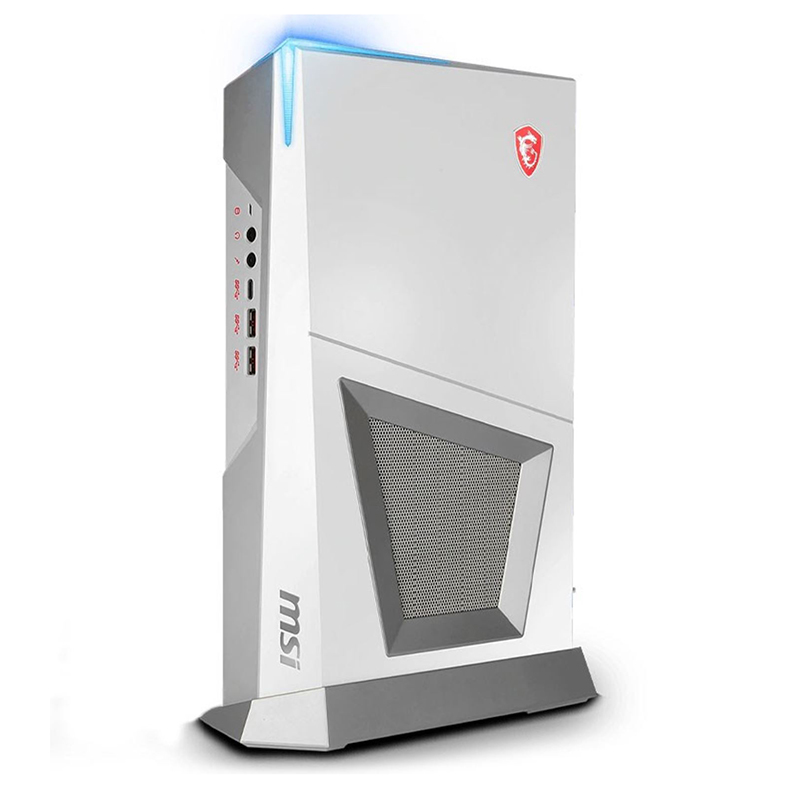 MSI MPG Trident 3 Arctic i5 10400F RTX2060 Super 1TB SSD Gaming Desktop PC (10SC-009AU)