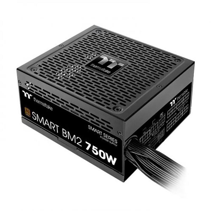 Thermaltake 750W Smart BM2 80+ Bronze Power Supply (PS-SPD-0750MNFABA-1)