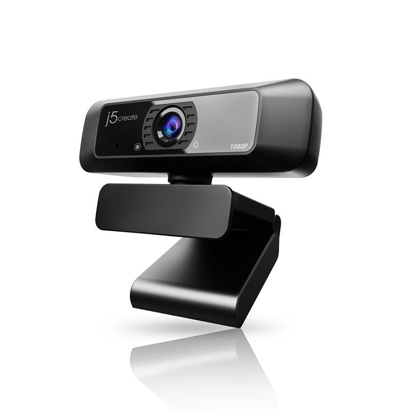 j5create HD USB 360° Rotation Webcam