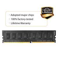 Silicon Power 8GB CL19 UDIMM 2666MHz DDR4 RAM Single Desktop Memory