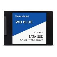 Western Digital 4TB Blue 3D NAND SSD 2.5 Form Factor, SATA Interface