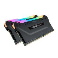 Corsair 32GB (2x16GB) CMW32GX4M2D3600C18 Vengeance RGB Pro 3600MHz DDR4 RAM - Black