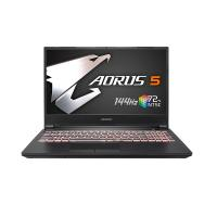 Gigabyte Aorus 15.6in FHD 144Hz i7-10750H GTX1660Ti 512GB SSD Gaming Laptop (AORUS 5 SB-7AU1130SH)