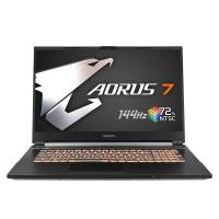 Gigabyte Aorus 7 17.3in FHD 144Hz i7 10750H GTX1660Ti 512GB SSD Gaming Laptop (AORUS-7-SB-7AU1130SH)
