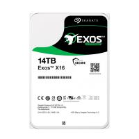Seagate 14TB Exos X16 3.5in SAS Enterprise Hard Drive
