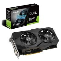 Asus Dual GeForce GTX 1660 Super EVO 6G OC Graphics Card