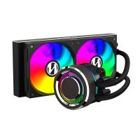 Lian Li Galahad 240 Closed Loop ARGB AIO Liquid CPU Cooler - Black