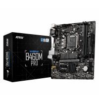 MSI B460M PRO LGA 1200 mATX Motherboard