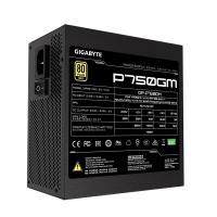 Gigabyte 750W Modular 80+ Gold Power Supply (GP-P750GM)