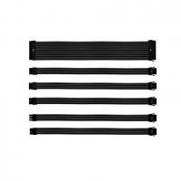 Cooler Master Universal PSU Sleeved Extension Cable Kit V2 - Black