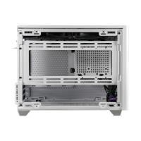 Cooler Master MasterBox NR200P TG Mini ITX Case - White
