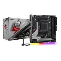 Asrock B550 Phantom Gaming ITX/ax AM4 ITX Motherboard