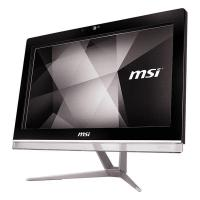 MSI Pro 20EXTS 19.5in HD+ Touch Celeron N4000 256GB SSD All in One PC Black (No OS) (8GL-083XAU)