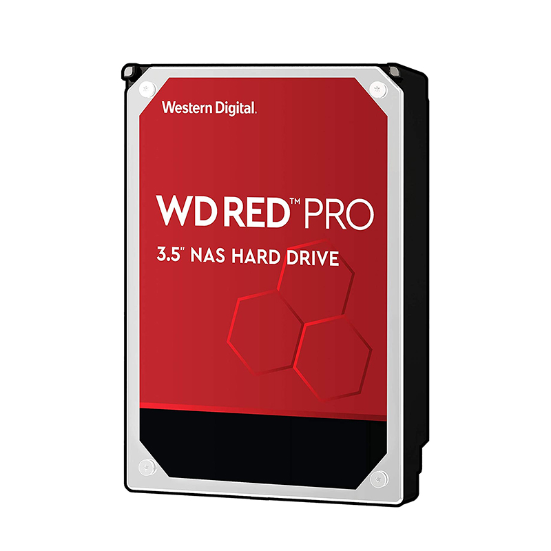 "Western Digital Red Pro WD121KFBX 12TB 3.5"" NAS Hard Drive"