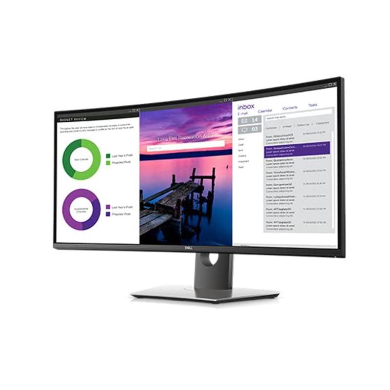 Dell UltraSharp 34in UWQHD IPS Curved Type C Monitor (U3419W)