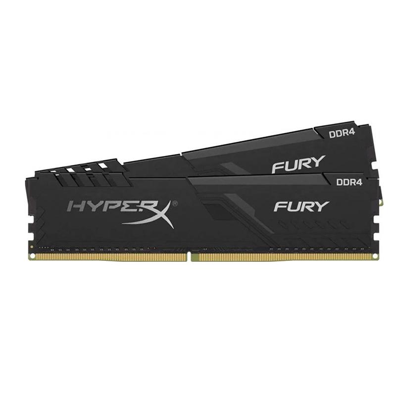 Kingston 64GB (2x32GB) HX432C16FB3K2/64 HyperX Fury 3200MHz DDR4 RAM
