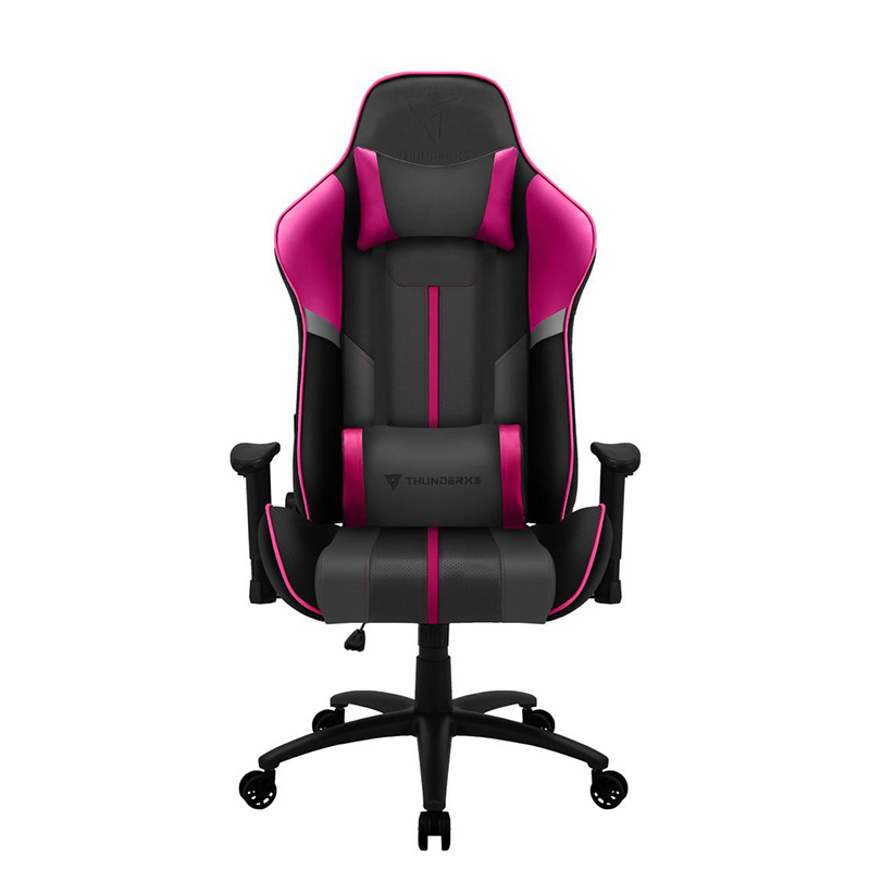 ThunderX3 BC3 BOSS Series Gaming Chair - Fuchsia Pink