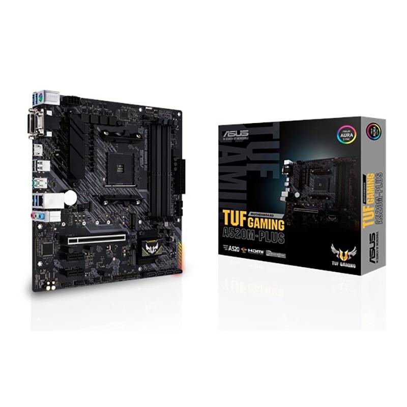 Asus TUF Gaming A520M-PLUS AM4 mATX Motherboard