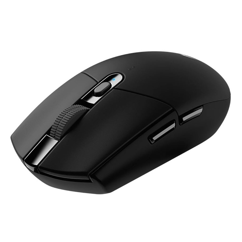 Logitech G305 LIGHTSPEED Wireless Gaming Mouse - Black
