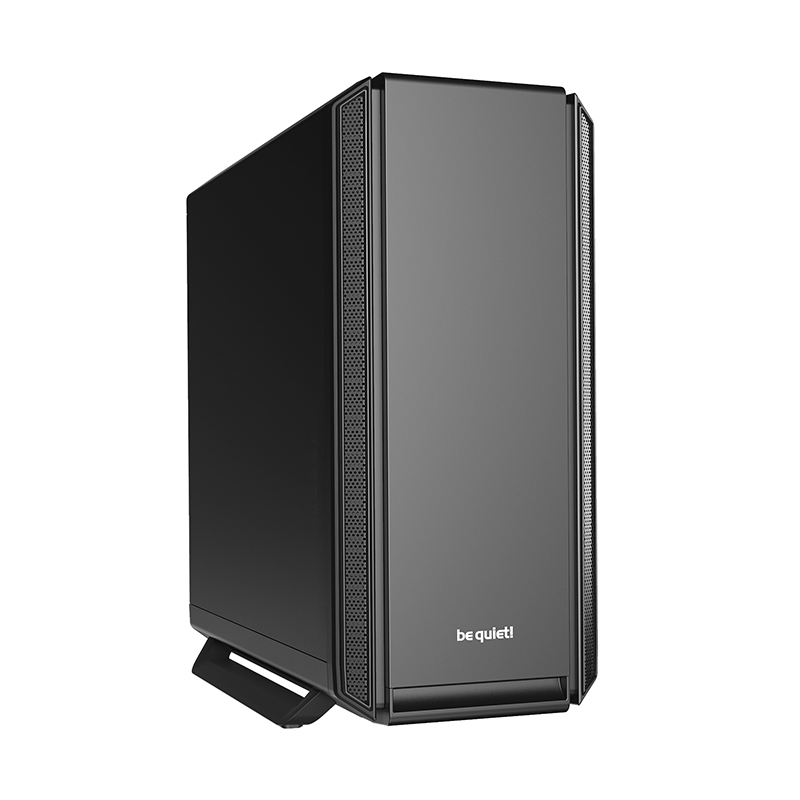 be quiet! Silent Base 801 Mid Tower E-ATX Case - Black