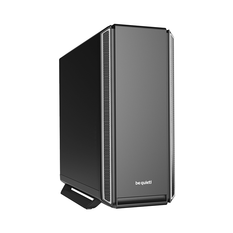 be quiet! Silent Base 801 Mid Tower E-ATX Case - Silver