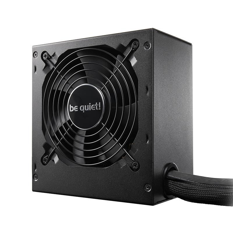 be quiet! 500W System Power U9 80+ Bronze Power Supply (BN829)