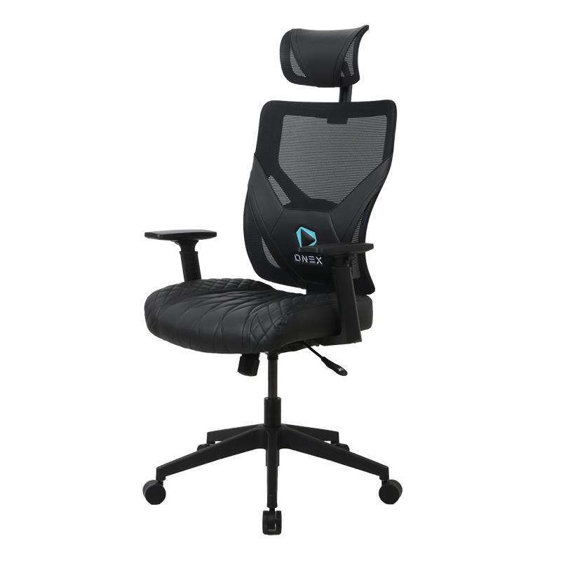 ONEX GE300 Ergonomic Gaming Chair - Black