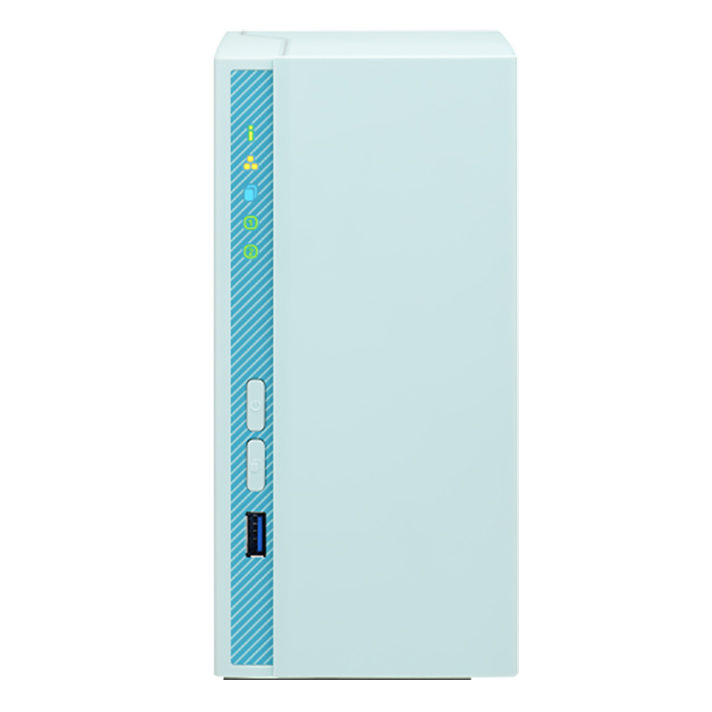 QNAP TS-230 2 Bay RTD1296 Quad Core 2GB NAS